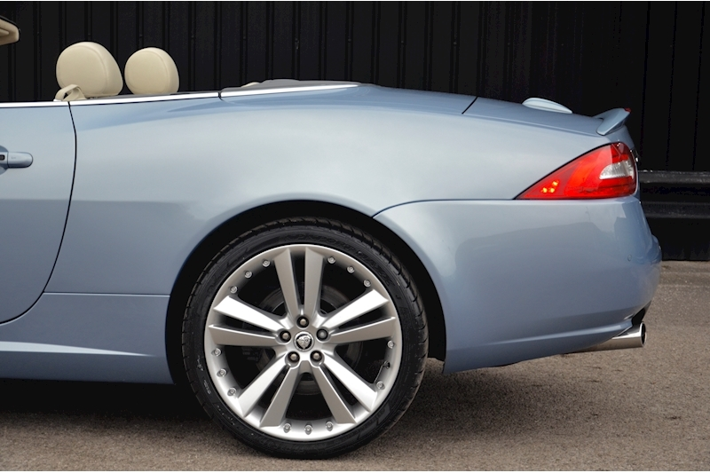 Jaguar XK Portfolio Convertible Just 26k Miles + New Dunlop Tyres + Desirable Spec Image 17