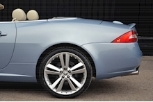 Jaguar XK Portfolio Convertible Just 26k Miles + New Dunlop Tyres + Desirable Spec - Thumb 17