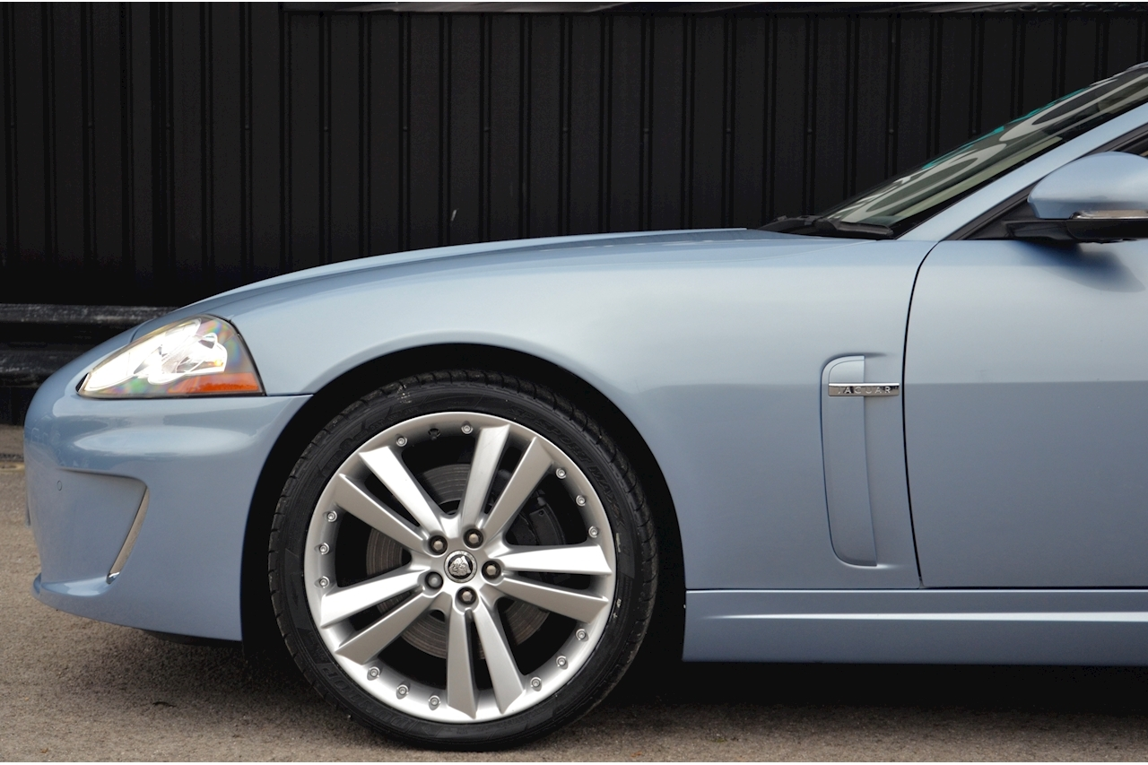 Jaguar XK Portfolio Convertible Just 26k Miles + New Dunlop Tyres + Desirable Spec - Large 16