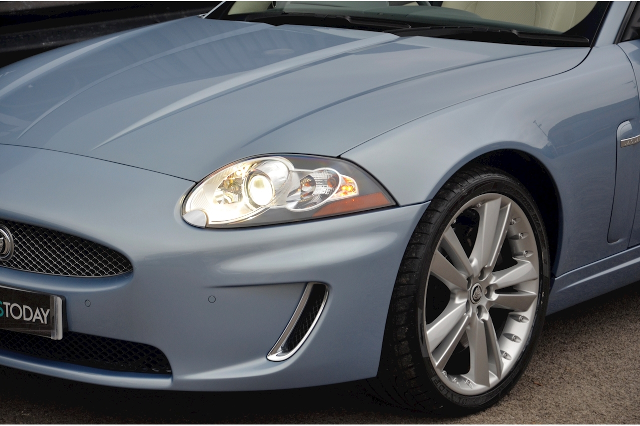 Jaguar XK Portfolio Convertible Just 26k Miles + New Dunlop Tyres + Desirable Spec - Large 43