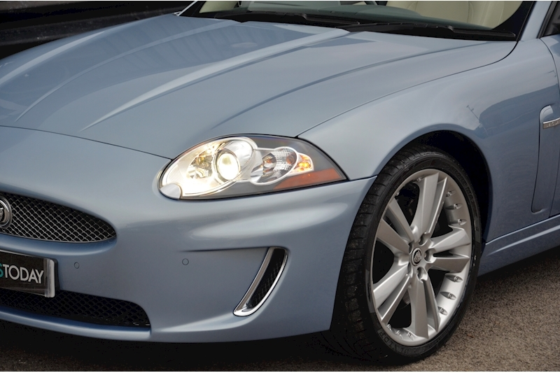 Jaguar XK Portfolio Convertible Just 26k Miles + New Dunlop Tyres + Desirable Spec Image 43