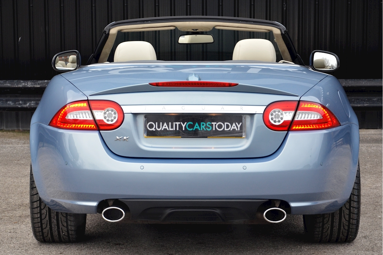 Jaguar XK Portfolio Convertible Just 26k Miles + New Dunlop Tyres + Desirable Spec - Large 5