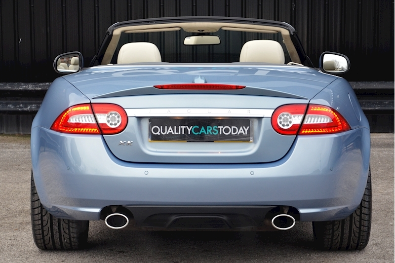 Jaguar XK Portfolio Convertible Just 26k Miles + New Dunlop Tyres + Desirable Spec Image 5