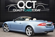 Jaguar XK Portfolio Convertible Just 26k Miles + New Dunlop Tyres + Desirable Spec - Thumb 1