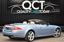 Jaguar XK Portfolio Convertible Just 26k Miles + New Dunlop Tyres + Desirable Spec - Thumb 8