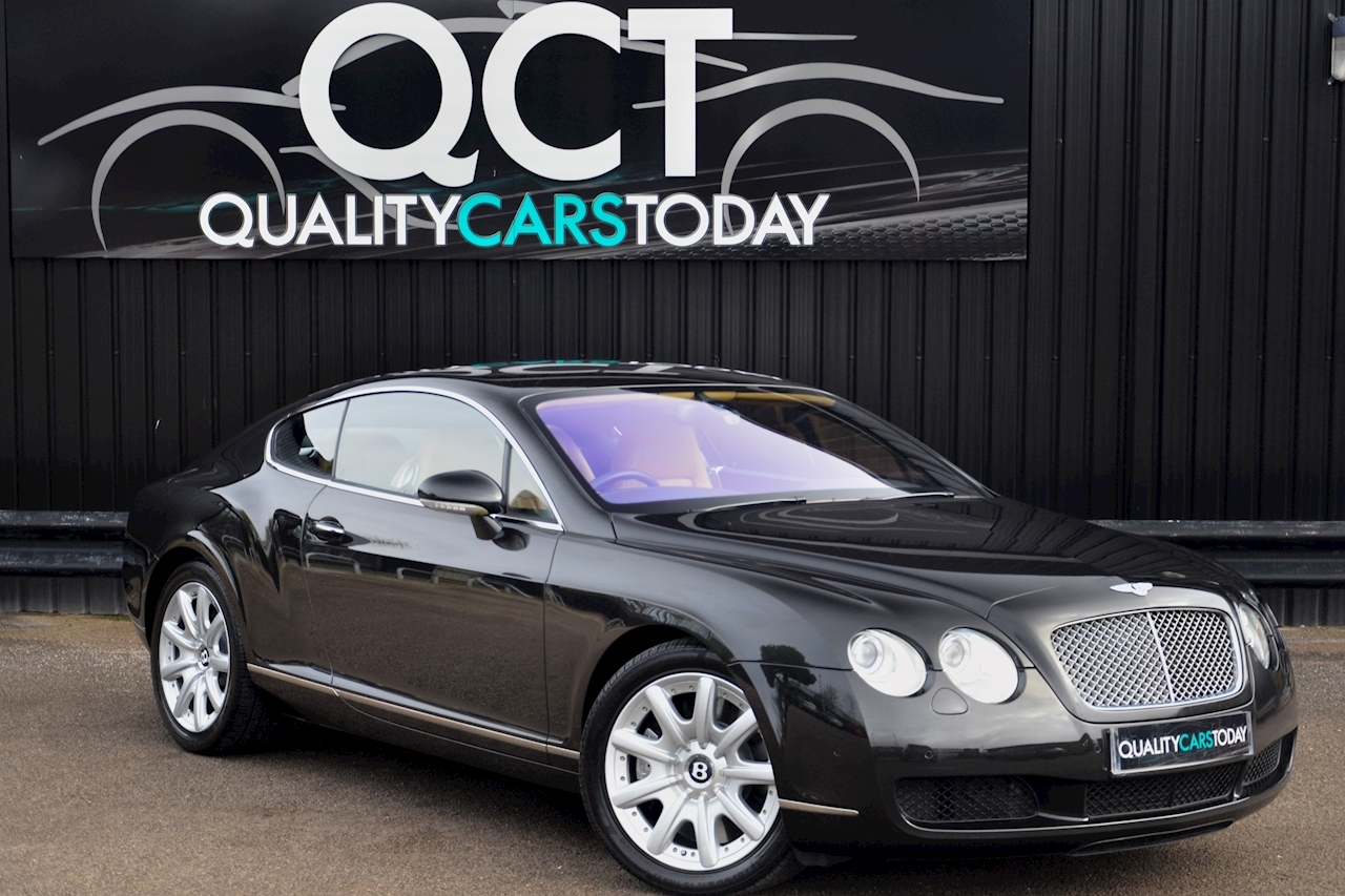 Bentley Continental GT Just 21k Miles + Bentley Main Dealer History - Large 0