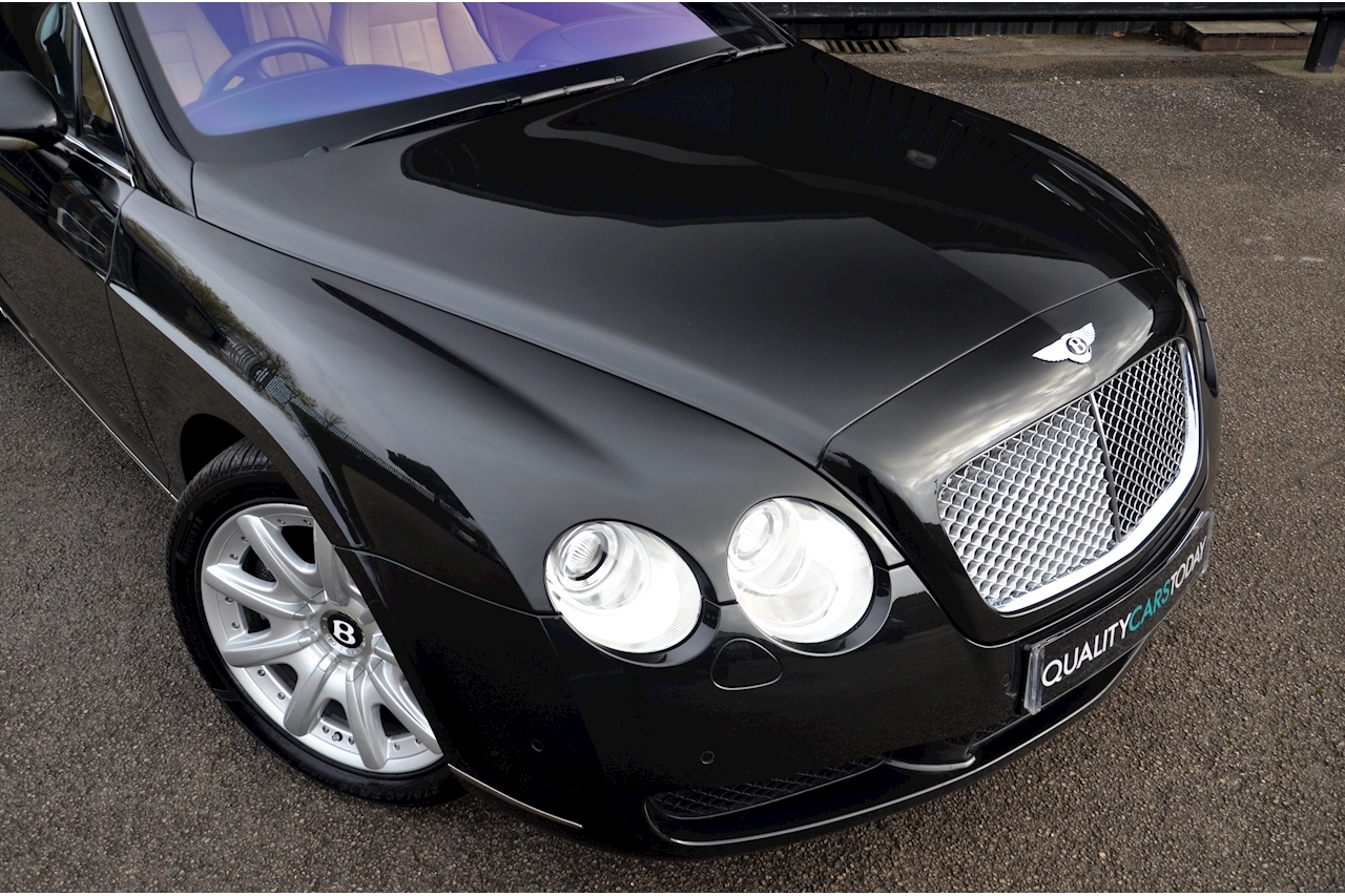 Bentley Continental GT Just 21k Miles + Bentley Main Dealer History - Large 6