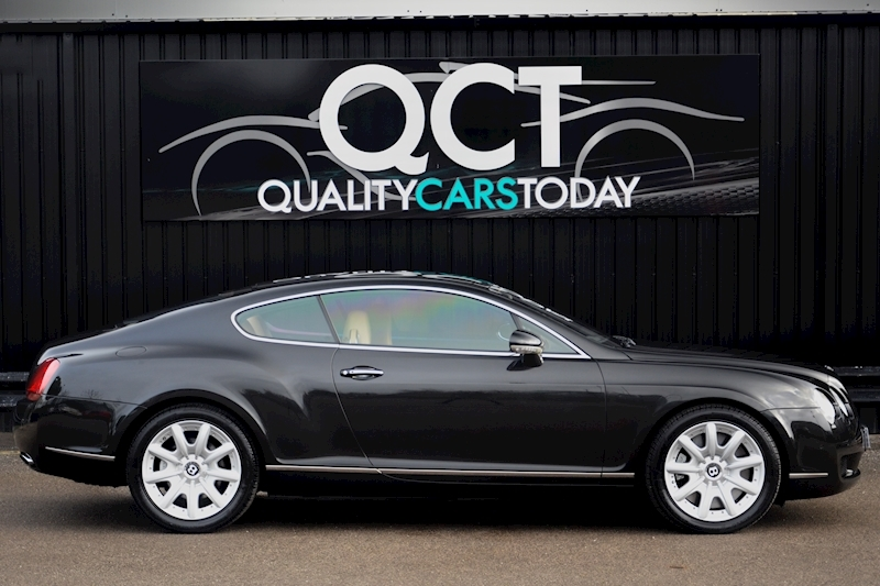 Bentley Continental GT Just 21k Miles + Bentley Main Dealer History Image 7