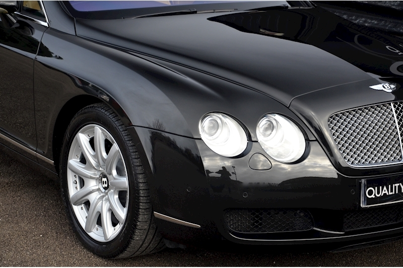 Bentley Continental GT Just 21k Miles + Bentley Main Dealer History Image 15