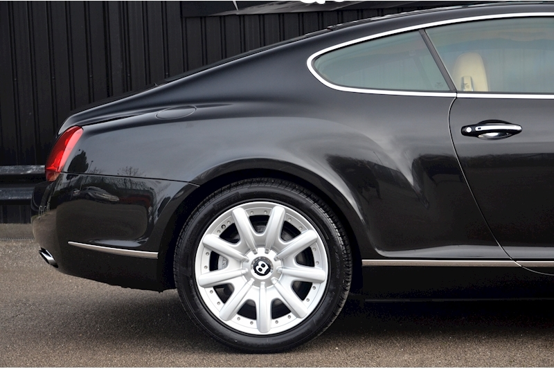 Bentley Continental GT Just 21k Miles + Bentley Main Dealer History Image 13