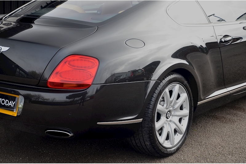 Bentley Continental GT Just 21k Miles + Bentley Main Dealer History Image 12