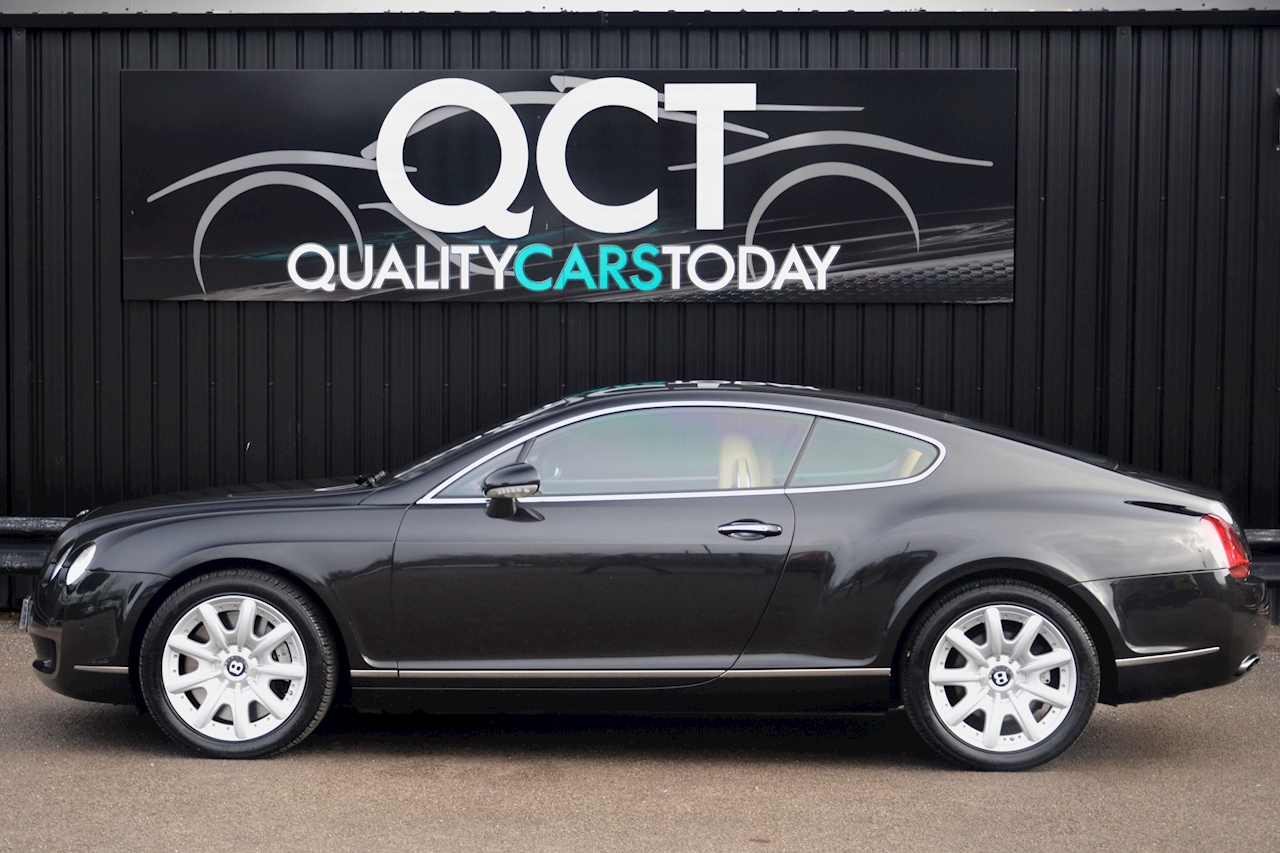 Bentley Continental GT Just 21k Miles + Bentley Main Dealer History - Large 1