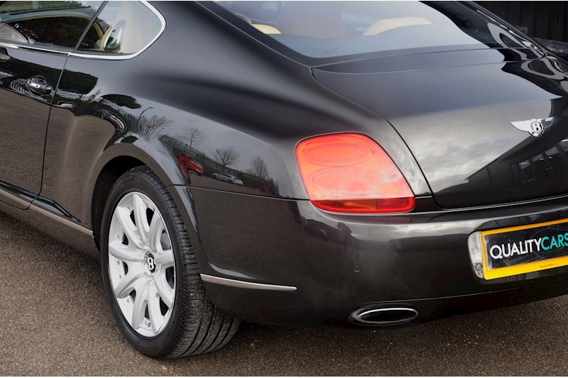 Bentley Continental GT Just 21k Miles + Bentley Main Dealer History Image 19