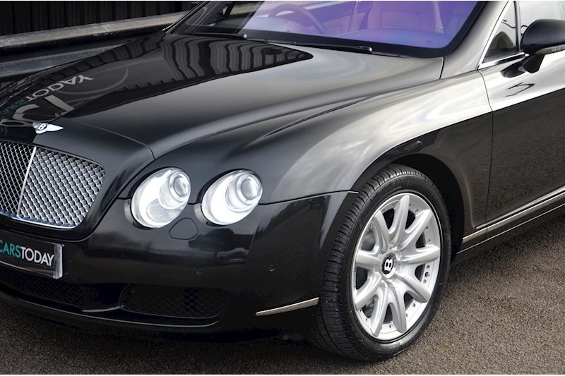 Bentley Continental GT Just 21k Miles + Bentley Main Dealer History Image 16