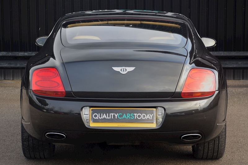Bentley Continental GT Just 21k Miles + Bentley Main Dealer History Image 4