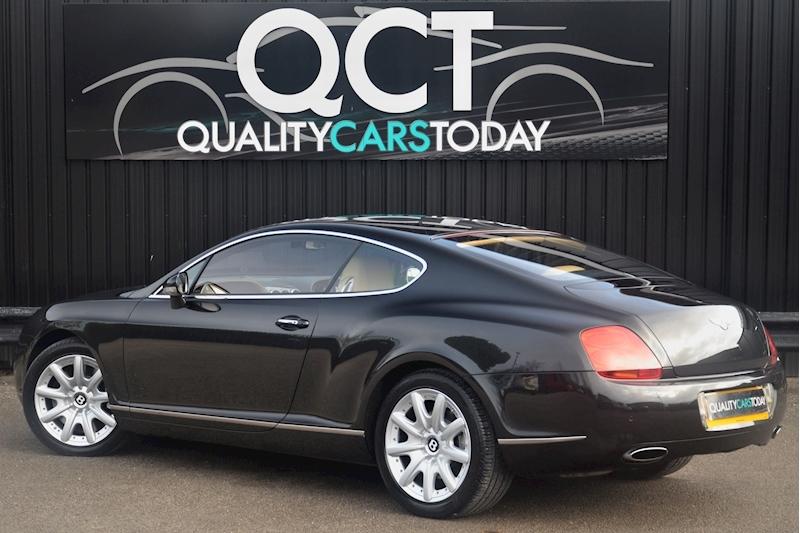 Bentley Continental GT Just 21k Miles + Bentley Main Dealer History Image 10