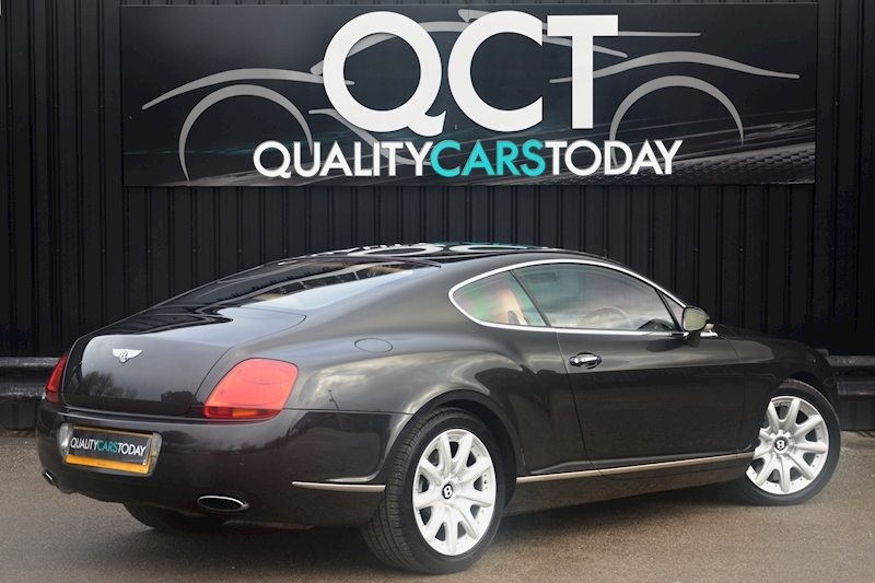 Bentley Continental GT Just 21k Miles + Bentley Main Dealer History Image 11