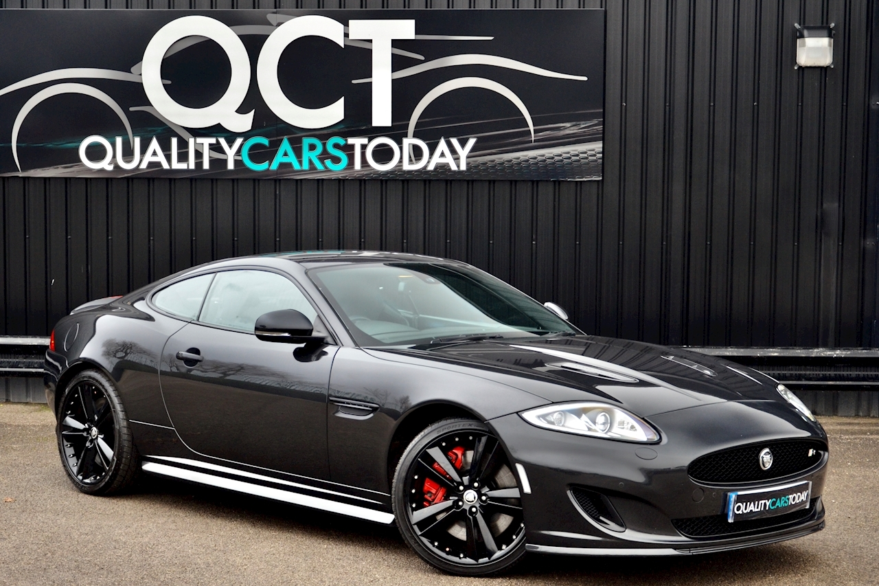 Jaguar XKR Performance Seats + Performance Active Exhaust + Black Speed Pack - Large 0
