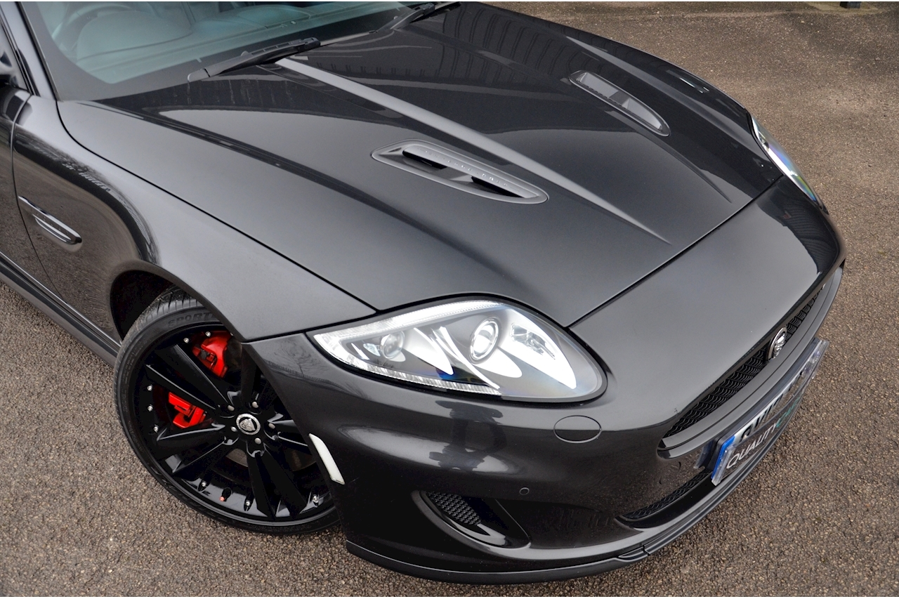 Jaguar XKR XKR 5.0 V8 S/C Coupe - Large 14