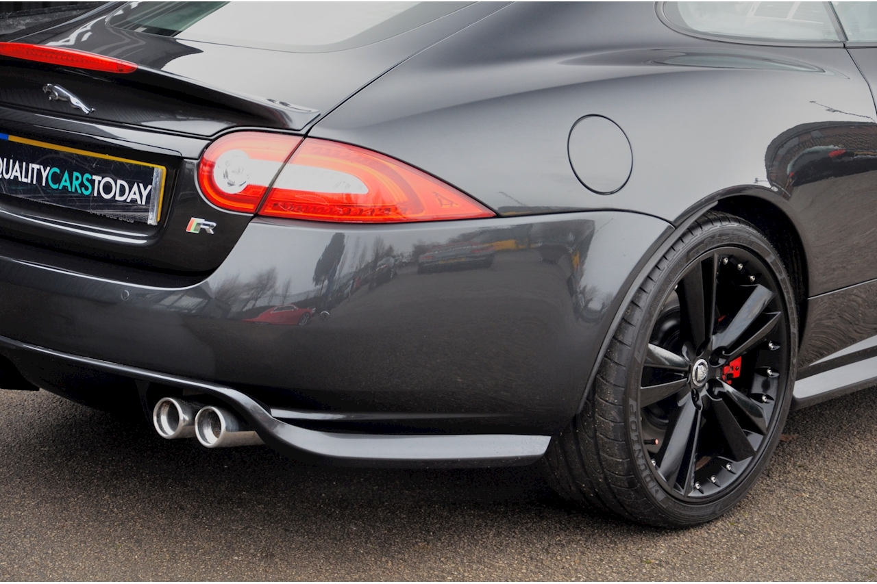 Jaguar XKR XKR 5.0 V8 S/C Coupe - Large 15