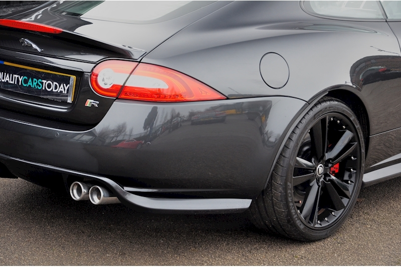 Jaguar XKR Performance Seats + Performance Active Exhaust + Black Speed Pack Image 15