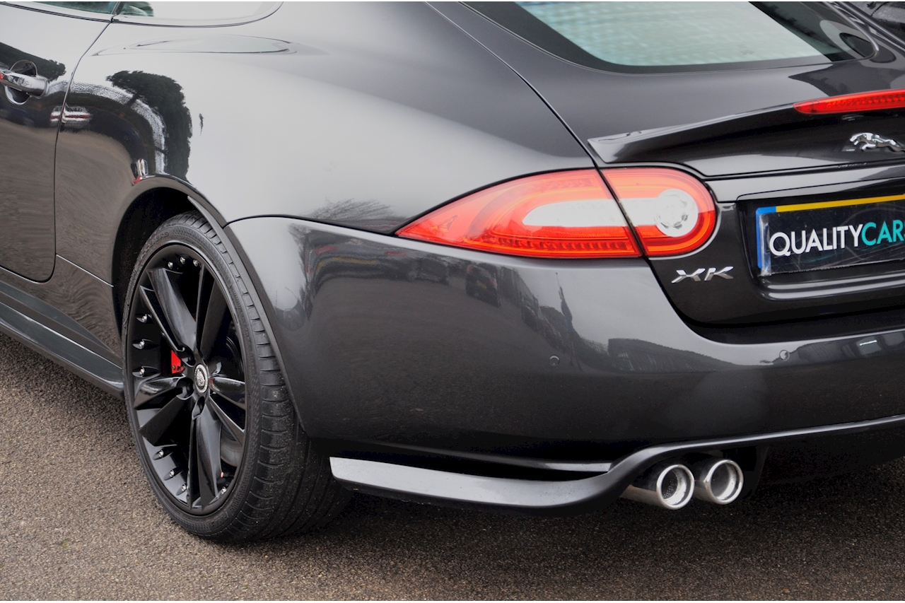Jaguar XKR XKR 5.0 V8 S/C Coupe - Large 21