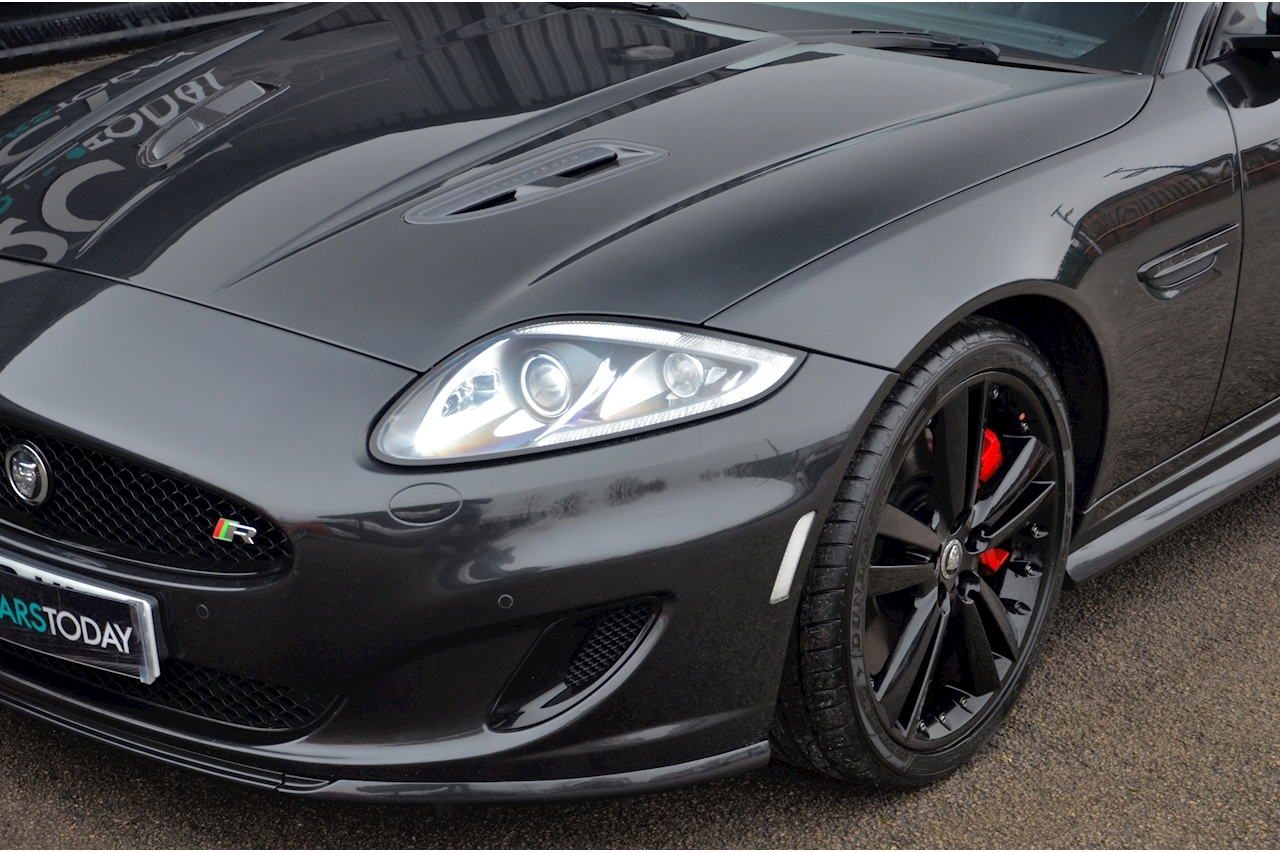 Jaguar XKR XKR 5.0 V8 S/C Coupe - Large 20