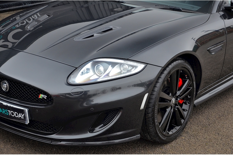 Jaguar XKR Performance Seats + Performance Active Exhaust + Black Speed Pack Image 20