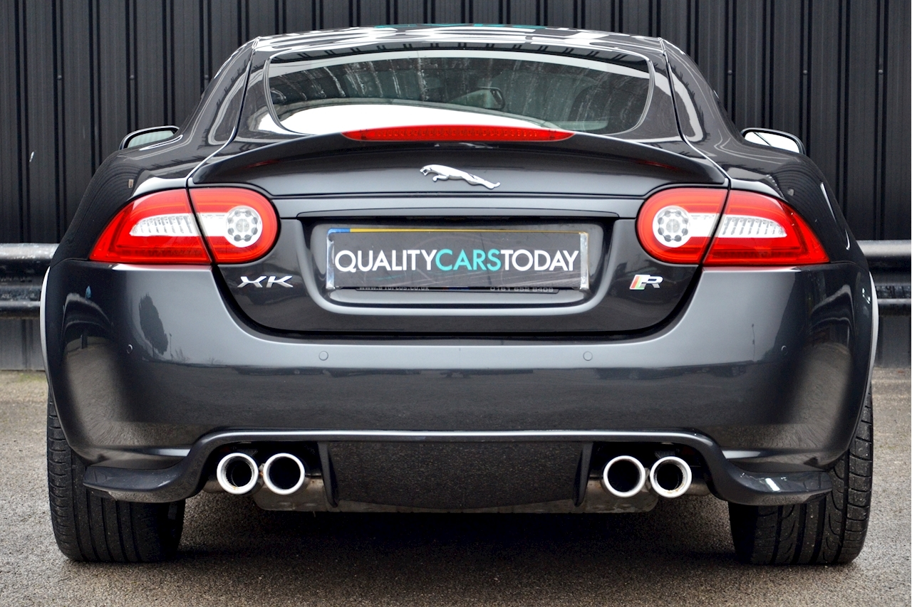 Jaguar XKR XKR 5.0 V8 S/C Coupe - Large 4
