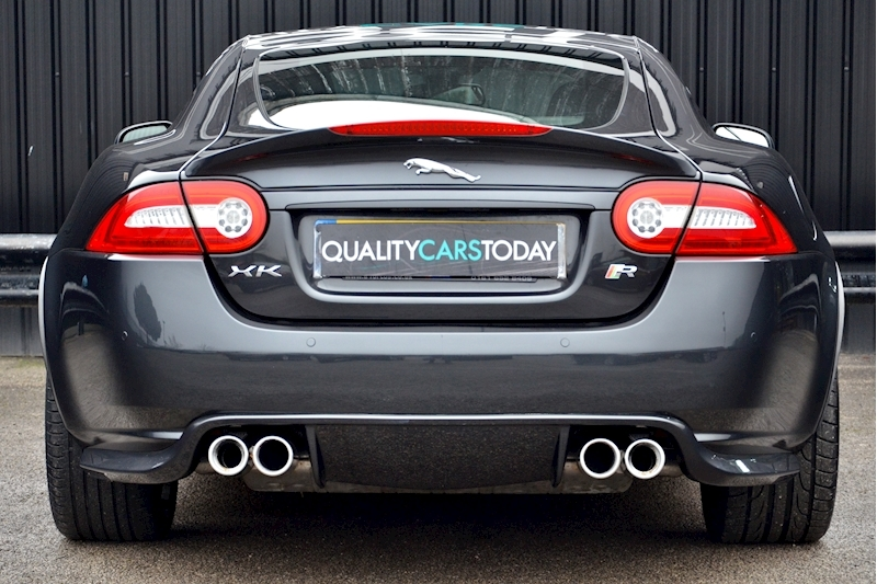 Jaguar XKR Performance Seats + Performance Active Exhaust + Black Speed Pack Image 4