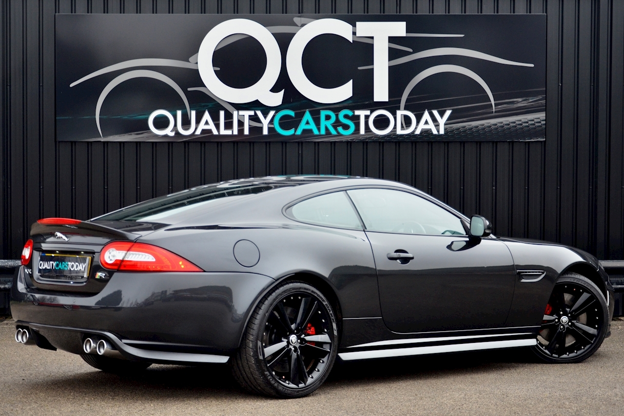 Jaguar XKR XKR 5.0 V8 S/C Coupe - Large 8