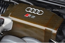 Audi RS4 RS4 4.2 Saloon 4dr Petrol Manual quattro (324 g/km, 415 bhp) 4.2 4dr Saloon Manual Petrol - Thumb 41