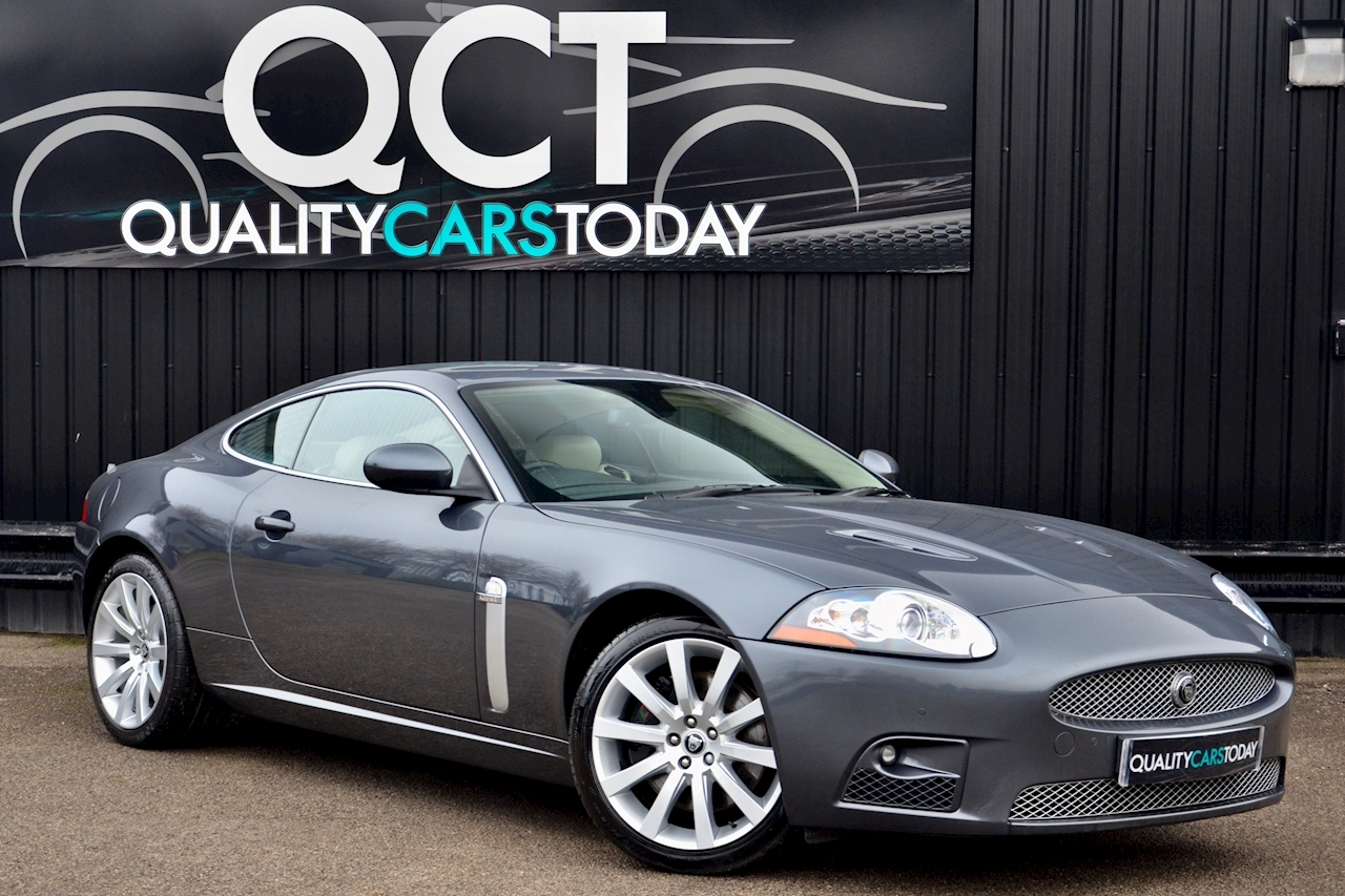 Jaguar XKR Just 26k Miles + 2 Former Keepers + 11 Services + Outstanding - Large 0