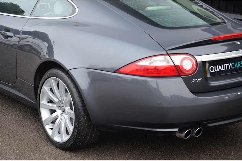 Jaguar XKR Just 26k Miles + 2 Former Keepers + 11 Services + Outstanding Image 21