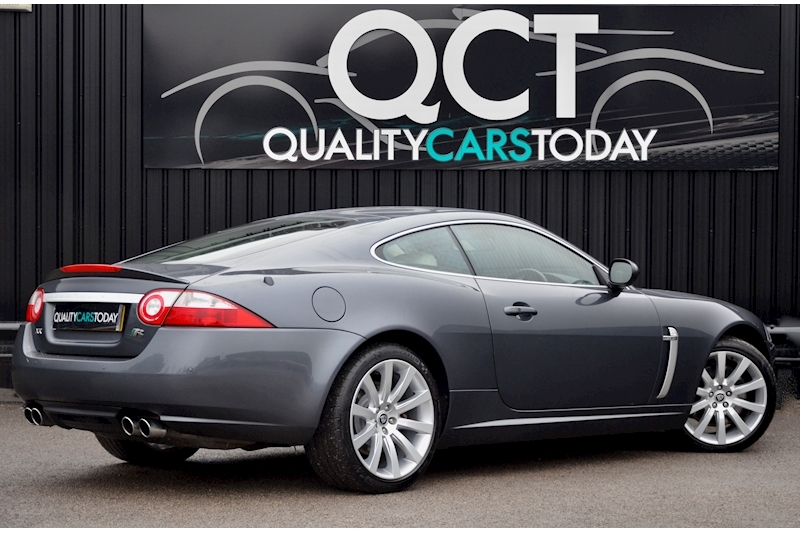 Jaguar XKR Just 26k Miles + 2 Former Keepers + 11 Services + Outstanding Image 7
