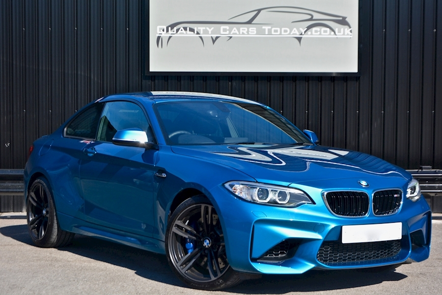 Bmw M2 Manual *Harmon Kardon* BMW 5yr Service Plan