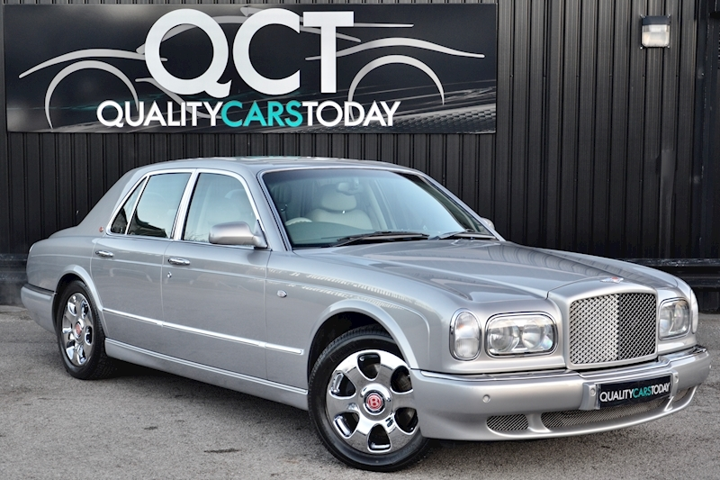 Bentley Arnage Red Label Arnage Red Label