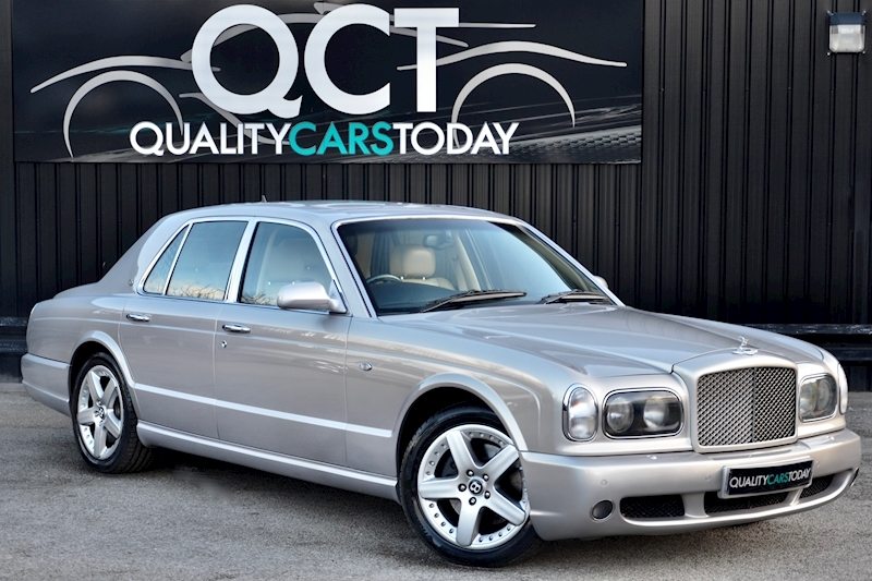 Bentley Arnage T Arnage T