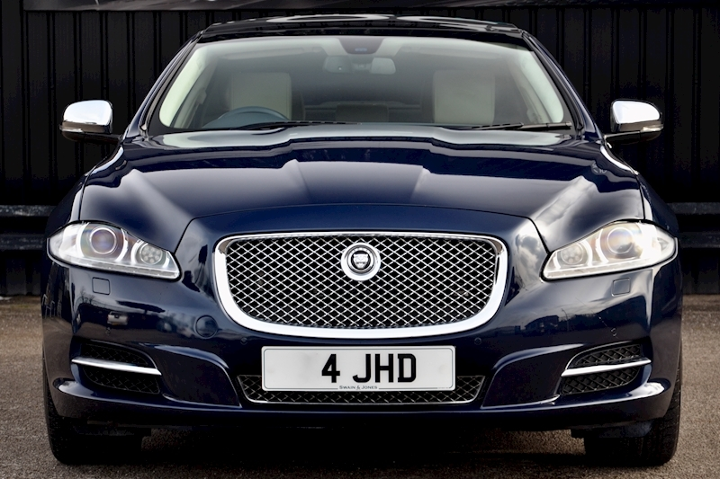 Jaguar XJ Portfolio 1 Owner + FSH + Huge Spec + Rear Entertainment Image 4