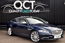 Jaguar XJ Portfolio 1 Owner + FSH + Huge Spec + Rear Entertainment - Thumb 0