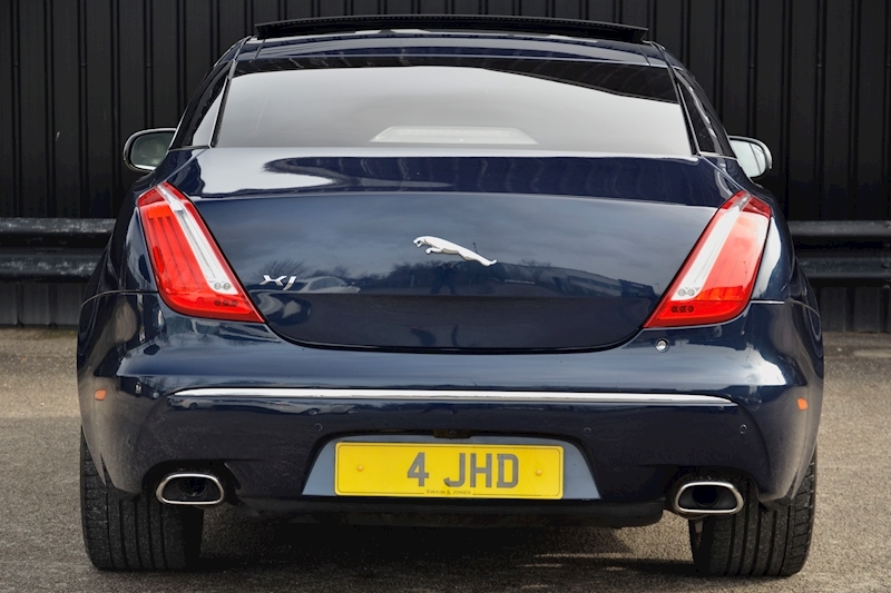 Jaguar XJ Portfolio 1 Owner + FSH + Huge Spec + Rear Entertainment Image 5