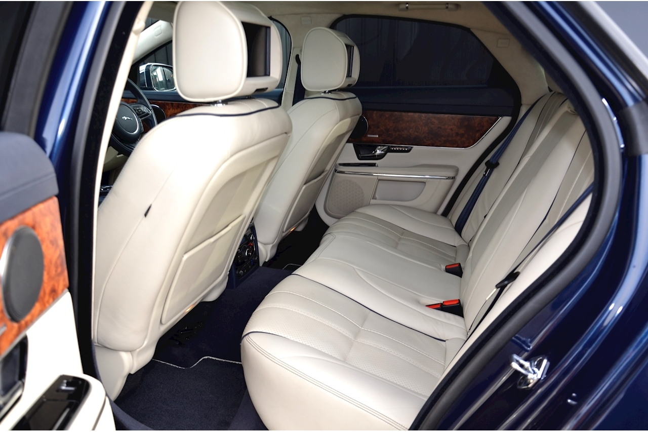Jaguar XJ Portfolio 1 Owner + FSH + Huge Spec + Rear Entertainment - Large 37