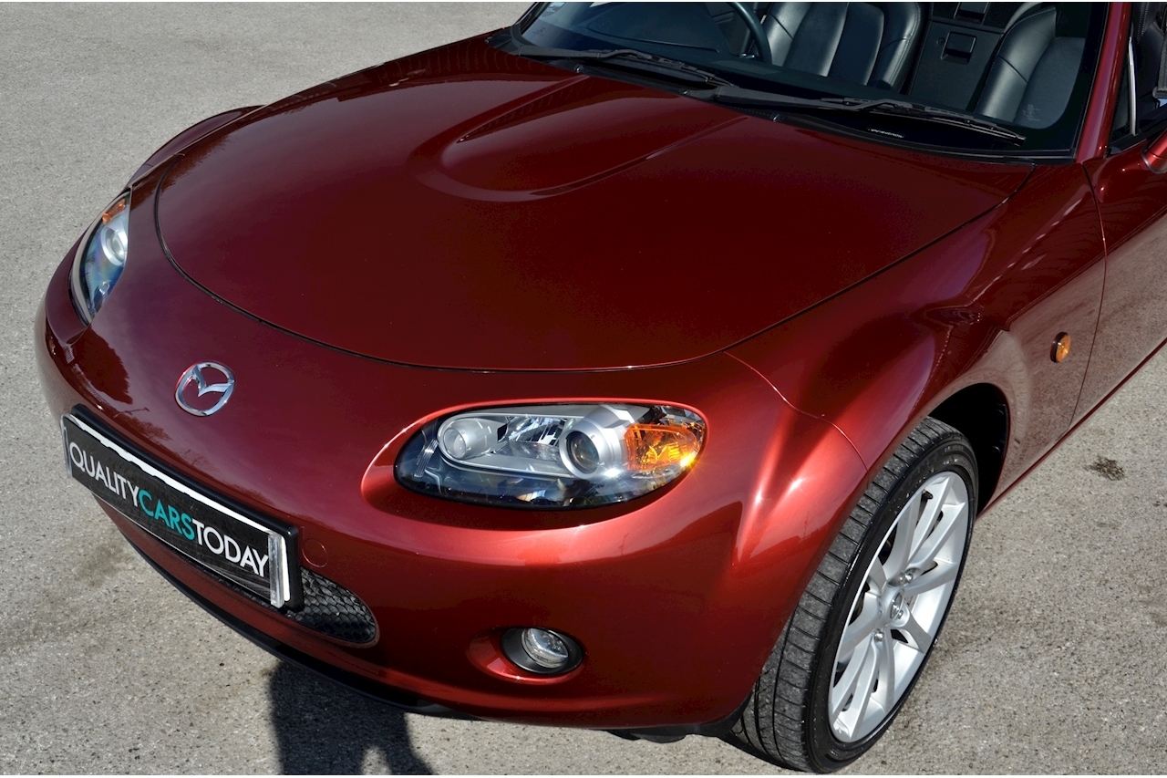 Mazda MX-5 Sport Just 19k Miles + Heated Leather + LSD + Bilstein - Large 8