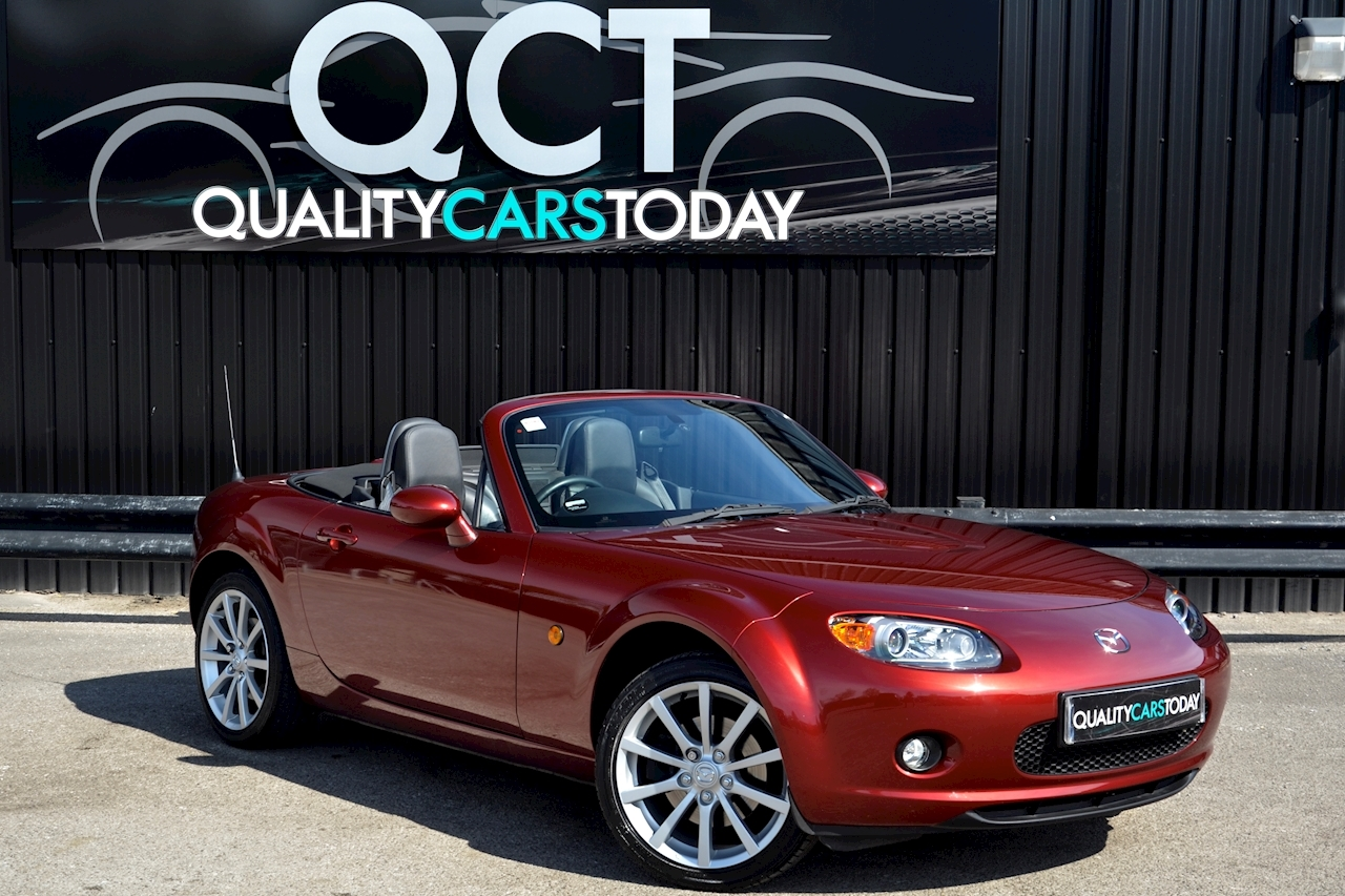 Mazda MX-5 Sport Just 19k Miles + Heated Leather + LSD + Bilstein - Large 0