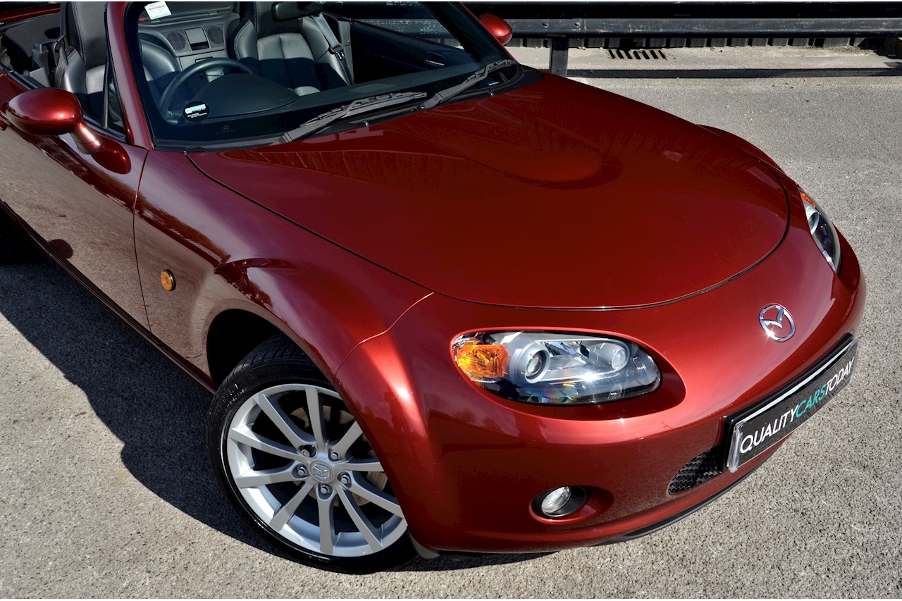 Mazda MX-5 Sport Just 19k Miles + Heated Leather + LSD + Bilstein - Large 9