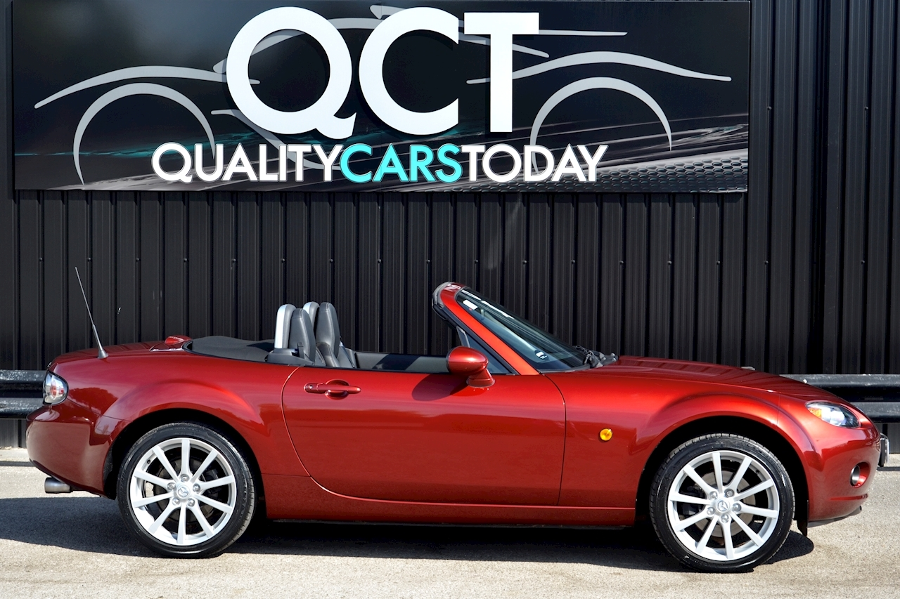Mazda MX-5 Sport Just 19k Miles + Heated Leather + LSD + Bilstein - Large 5