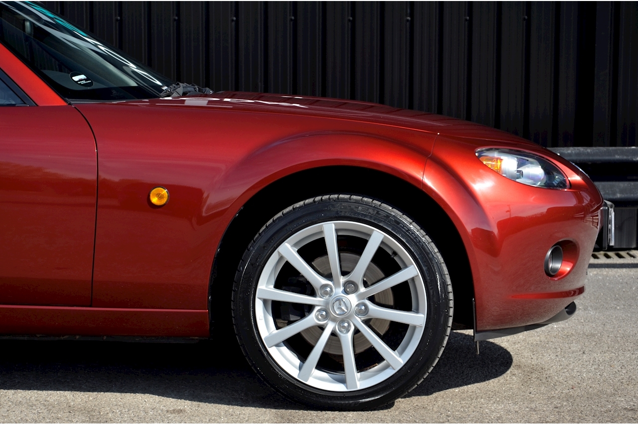 Mazda MX-5 Sport Just 19k Miles + Heated Leather + LSD + Bilstein - Large 13