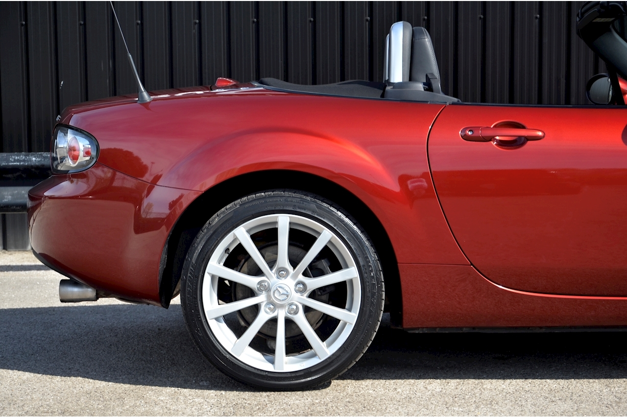 Mazda MX-5 Sport Just 19k Miles + Heated Leather + LSD + Bilstein - Large 11