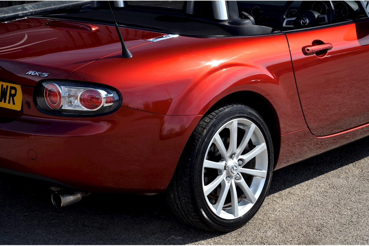 Mazda MX-5 Sport Just 19k Miles + Heated Leather + LSD + Bilstein - Large 10