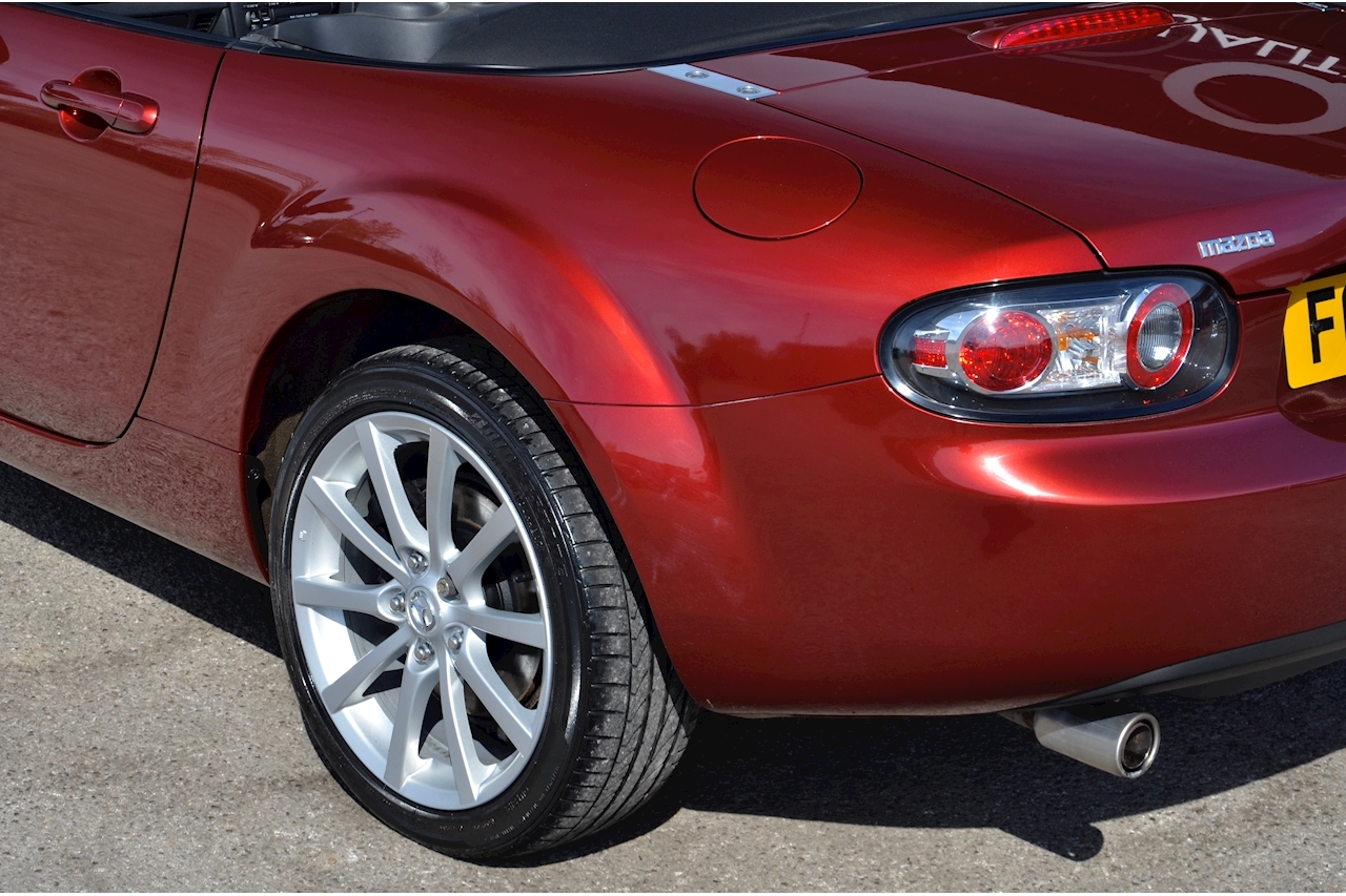 Mazda MX-5 Sport Just 19k Miles + Heated Leather + LSD + Bilstein - Large 26